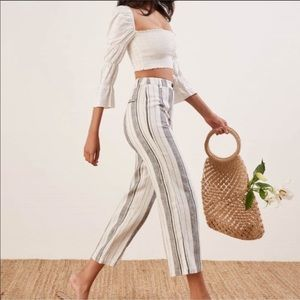 Reformation Tahiti Pants
